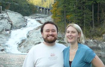 I heart the mountains. . .and Ian!